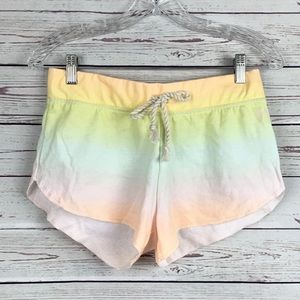 Victoria's Secret Soft Rainbow Lounge Shorts